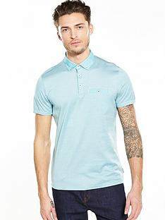 ted-baker-lined-collar-polo-shirt