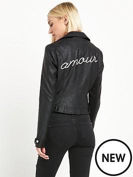 river-island-amour-slogan-back-biker-jacket-black