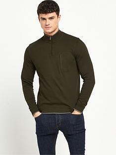 ted-baker-half-zip-funnel-neck