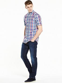 Tommy Hilfiger Tommy Hilfiger Lester Check Short Sleeved Shirt