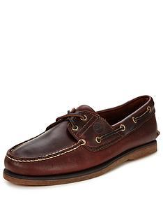 timberland-timberland-classic-2-eyelet-boat-shoe-tan