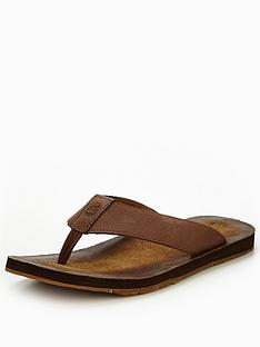 timberland-wild-dunes-leather-flip-flop