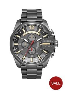 diesel-diesel-mega-chief-black-multi-dial-gunmetal-stainless-steel-mens-watch