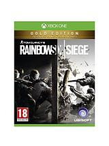 Rainbow Six Siege Gold Edition - Xbox One