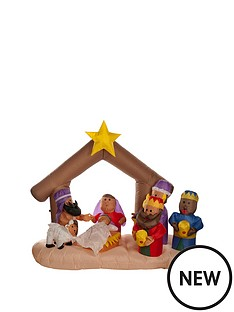 inflatable-nativity-set-with-lights