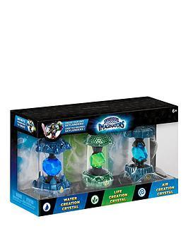 gutmv Skylanders Imaginators - Crystal Triple Pack 1 - Water, Air and