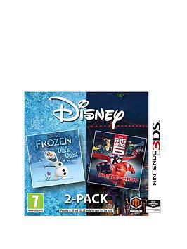 nintendo-3ds-disney-frozen-and-big-hero-6-twin-pack-3ds