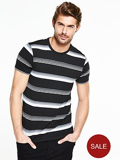 v-by-very-short-sleeve-stripe-t-shirt