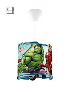 philips-marvel-avengers-ceiling-light-shade