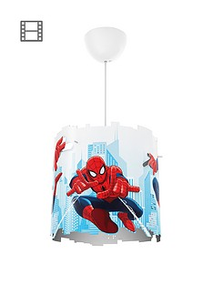 philips-marvel-spiderman-ceiling-light-shade