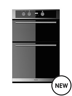 hotpoint-dd2844cix-60-cm-electric-built-in-double-oven