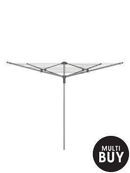 addis-40m-4-arm-outdoor-rotary-airer