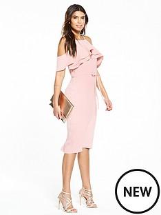 v-by-very-cold-shoulder-midi-dress-blush