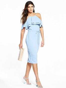 v-by-very-cold-shoulder-midi-dress-powder-blue