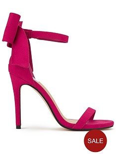 miss-selfridge-pink-bow-back-heeled-sandal