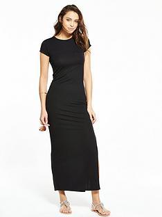 v-by-very-t-shirt-midi-dress