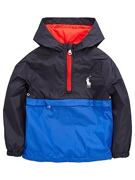 Ralph Lauren Overhead Colourblock Windbreaker