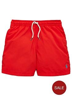 ralph-lauren-boys-classic-swim-shorts-red