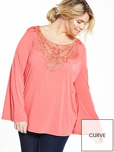 v-by-very-curve-v-lace-and-flower-long-sleeve-jersey-top