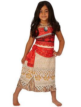 Disney Moana Disney Moana Child Costume Picture