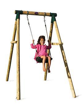Plum Bush Baby Swing