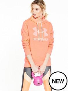 under-armour-favourite-fleece-sportstyle-hoodie-orange-heathernbsp