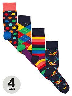 happy-socks-4pk-socks
