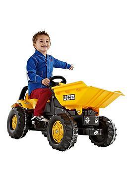 JCB Jcb Dumper Truck Toy Picture