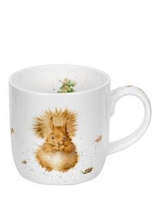 royal-worcester-wrendale-treetops-redhead-squirrel-mug-by-royal-worcester-single-mug