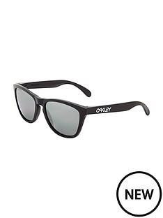 oakley-oakley-matte-black-polarized-frogskin-sunglasses