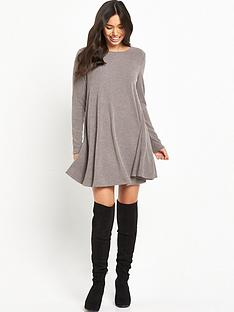 glamorous-swing-dress