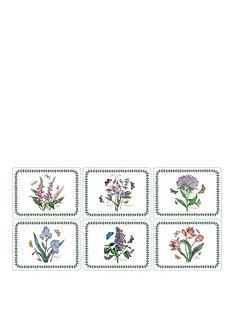 pimpernel-botanic-garden-placemats-set-of-6