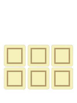 pimpernel-set-of-6-classic-cream-coasters