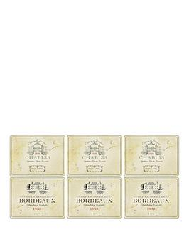 pimpernel-vin-de-france-placemats-set-of-6