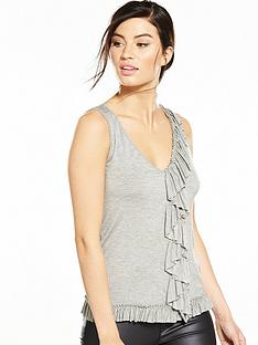v-by-very-ruffle-front-vest