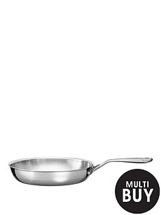 kitchenaid-3-ply-stainless-steel-cookware-collection-ndash-12-inch-skillet