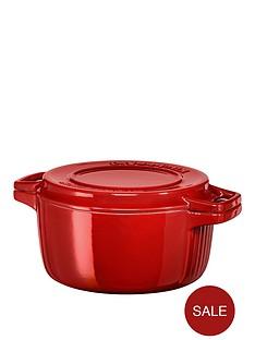 kitchenaid-professional-series-24cm-round-cast-iron-casserole-pot--nbspred