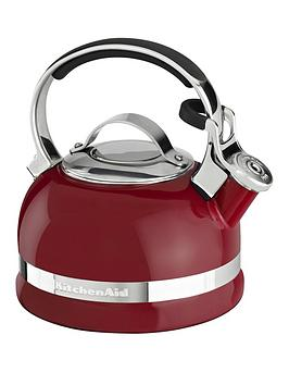 Kitchenaid Stove Top Kettle  Red