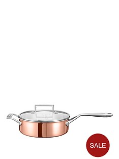 kitchenaid-3-ply-copper-cookware-collection-ndash-24cm-sauteacute-pan