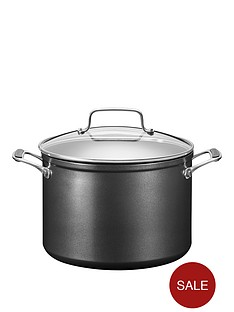 kitchenaid-hard-anodised-8-litre-stock-pot-with-lid