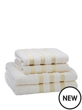 catherine-lansfield-4-piece-sparkle-band-towel-bale