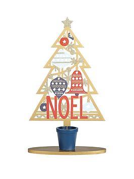 gisela-graham-wooden-fretwork-christmas-tree-in-pot-ornament