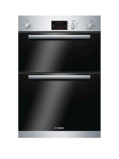 bosch-series-6-60cm-hbm13b151b-built-in-double-oven-brushed-steel