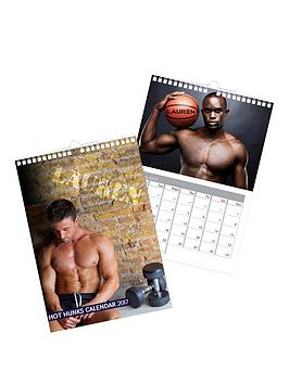 personalised-hot-hunks-2017-calendar