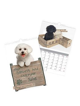 personalised-barking-mad-2017-calendar