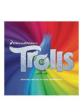 trolls-soundtrack-cd