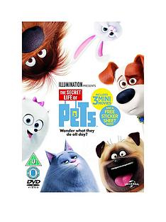 secret-life-of-pets-the-secret-life-of-pets-dvd