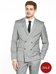 v-by-very-slim-fit-window-pane-double-breast-suit-jacket