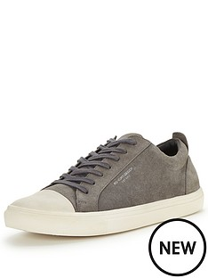 kg-kg-leighton-suede-plimsoll-grey
