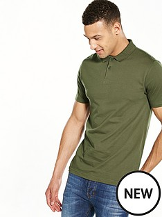 v-by-very-short-sleeve-jersey-polo-shirt-khakinbsp